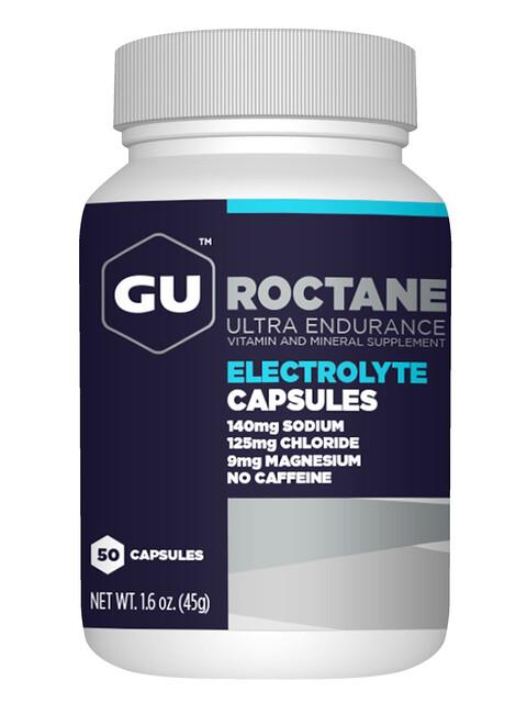 GU Energy Roctane Electrolyte Sport Ernæring 50 stk.